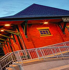 Beaver Area Heritage Foundation – Membership Insert & Open House Invitation for Beaver Station