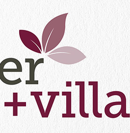 Rochester Manor + Villa – Corporate Identity and Stationery Package