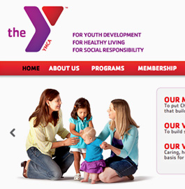 Beaver County YMCA – Website