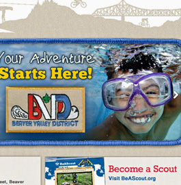 Boy Scouts of America – Beaver Valley District Website
